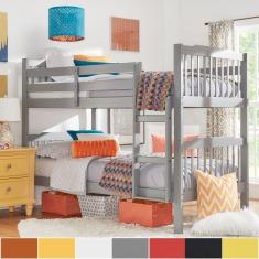 tempat tidur tingkat modern (2)